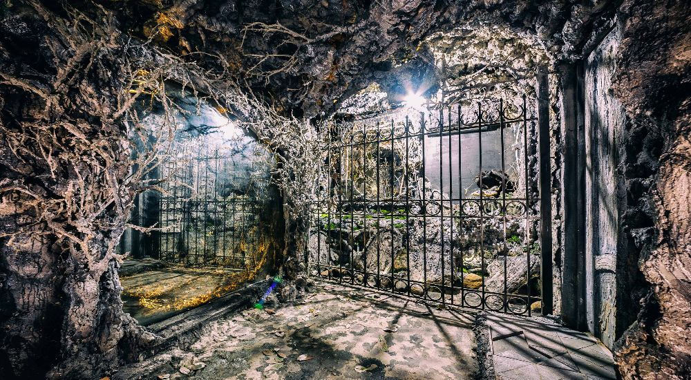 Квест Призрак в Москве фото 9