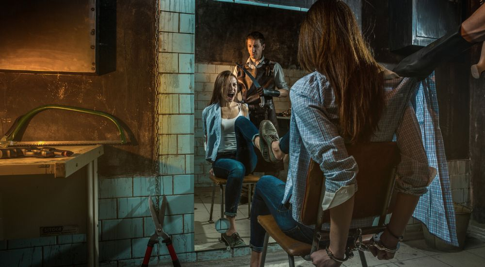 Квест Хостел. Подвал пыток в Краснодаре фото 0