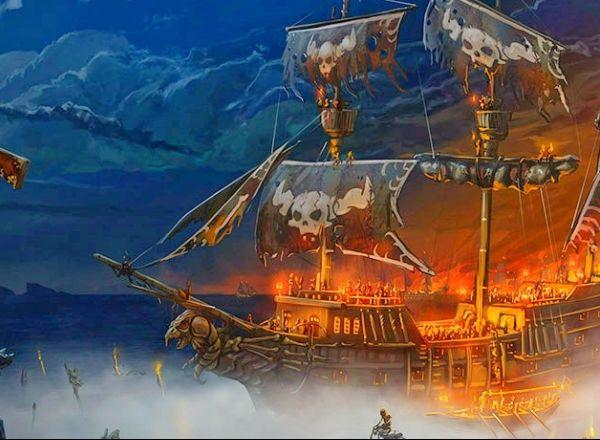 Квест Тайна пиратских сокровищ в Новокузнецке