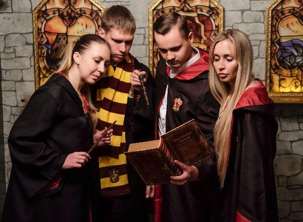 Квест Гарри Поттер и последний крестраж в Сочи