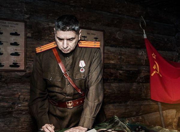 Квест Землянка в Москве