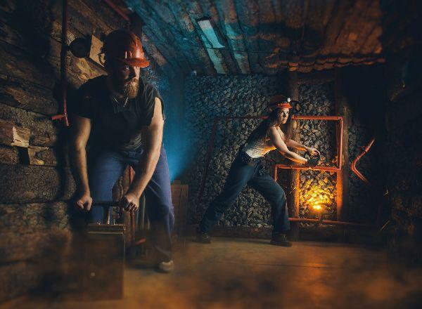 Квест Шахта в Белгороде