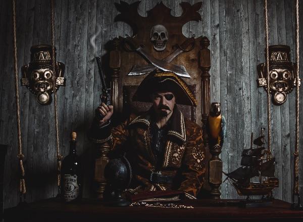 Квест Охотники за сокровищами: сундук мертвеца в Рязани