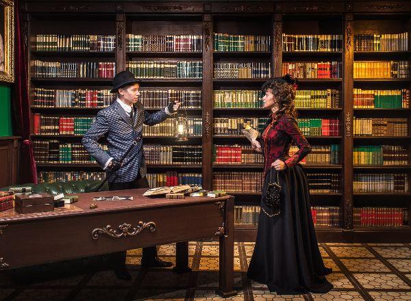 Квест Шерлок против Мориарти в Москве