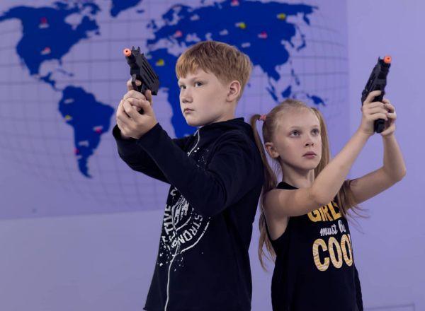 Квест Дети шпионов в Барнауле