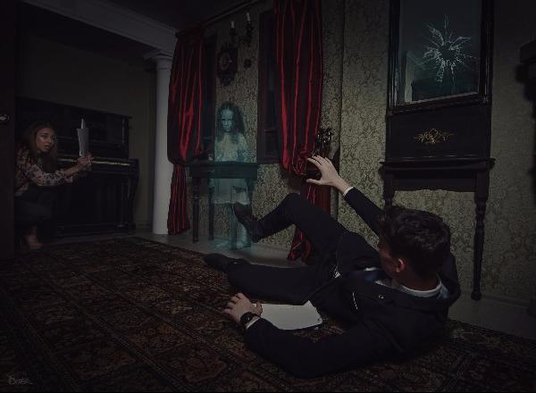 Квест Дом с призраками в Рязани