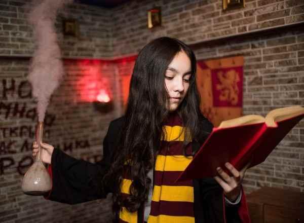 Квест Гарри Поттер и тайная комната в Барнауле