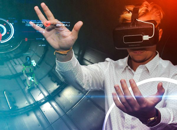 VR квест Гравитация в Москве