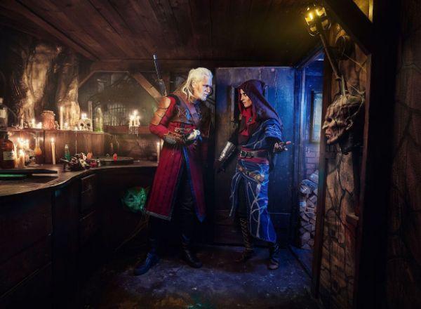 Квест Ведьмак в Москве