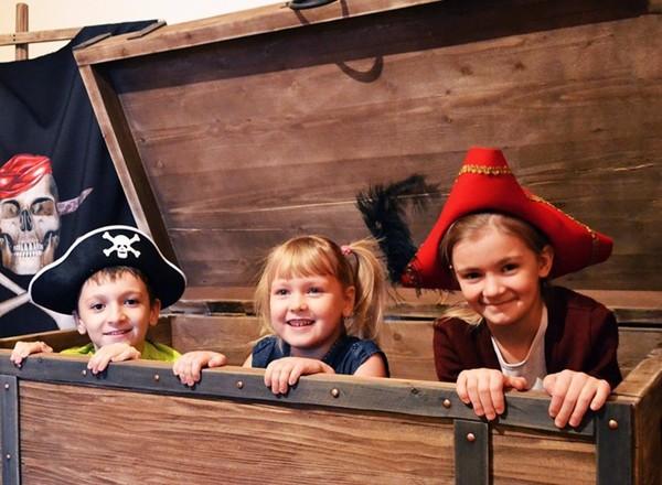 Квест Тайны пиратов в Барнауле