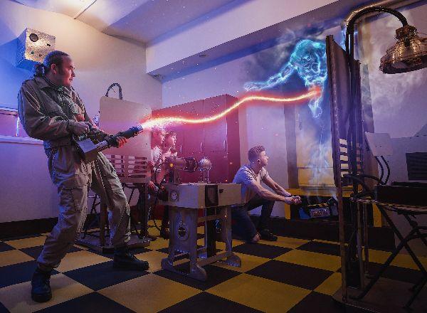 Квест Охотники за привидениями в Москве