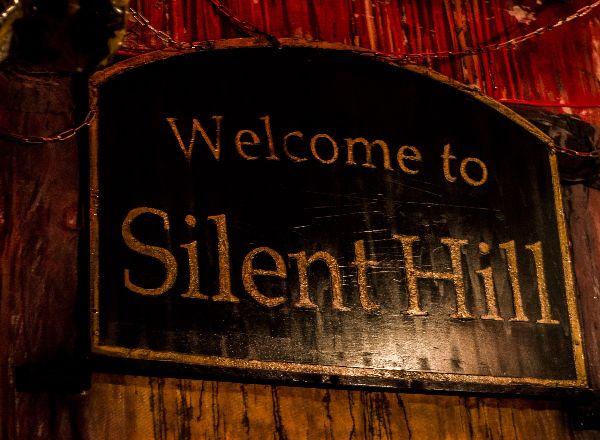 Перформанс Silent Hill в Кирове