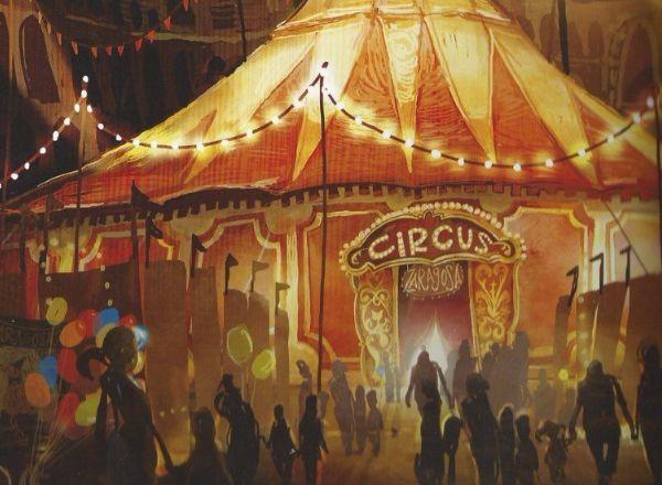 Квест Призрачный цирк в Таганроге