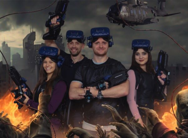 VR квест Safe Night в Казани