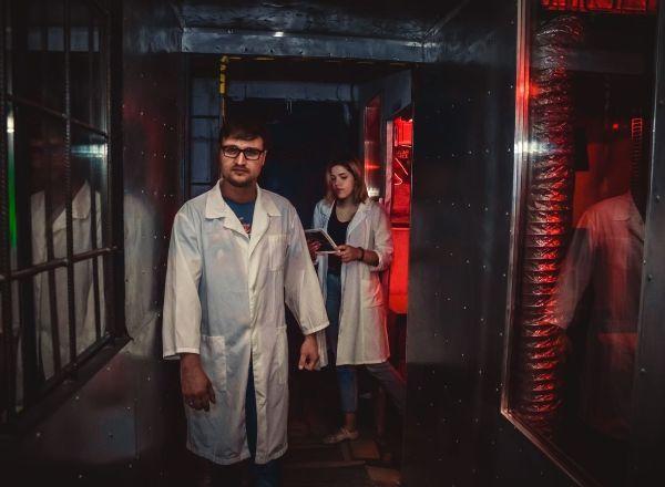 Квест Half-Life: Инцидент в Черной Мезе в Москве