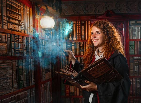 Квест Гарри: школа магии в Москве
