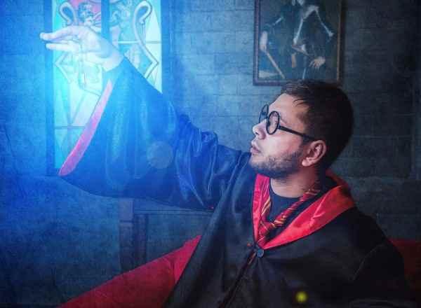 Квест В поисках крестража в Волгограде
