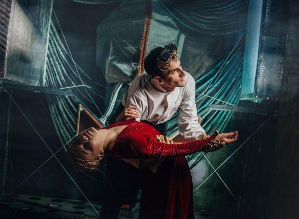 Квест Объект-03: наследие Франкенштейна в Владимире