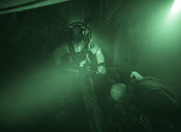 Квест Zombieland: blackout в Москве