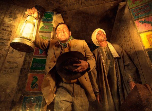 Квест Проклятие Рамзеса в Москве