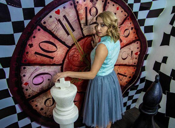 Квест Чай с Алисой в Благовещенске