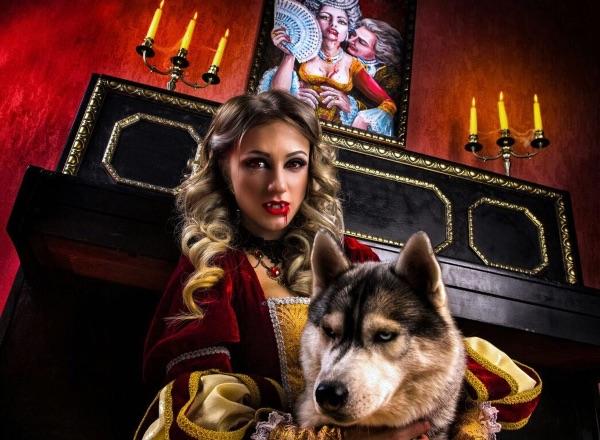 Квест Вампиры в Чите