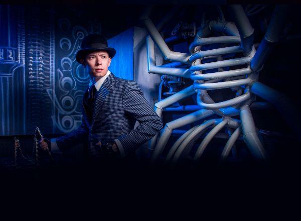 Квест Испытание Шерлока в Таганроге