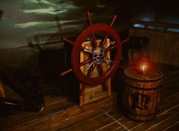 Квест Корабль пиратов в Москве