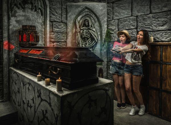 Квест Сага о Вампире в Москве