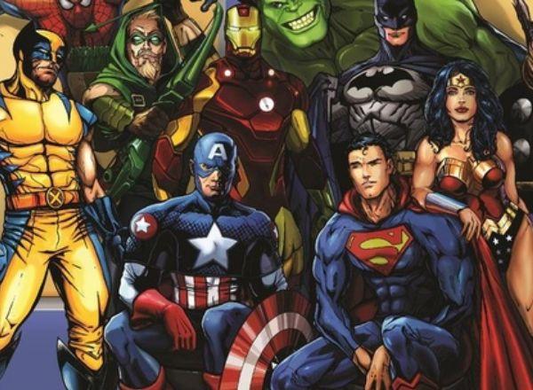 Квест Помощники Супергероев в Волгограде
