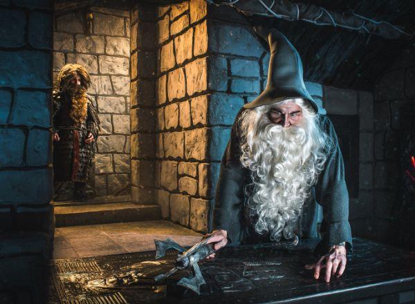 Квест Фродо: приключения под горой в Москве