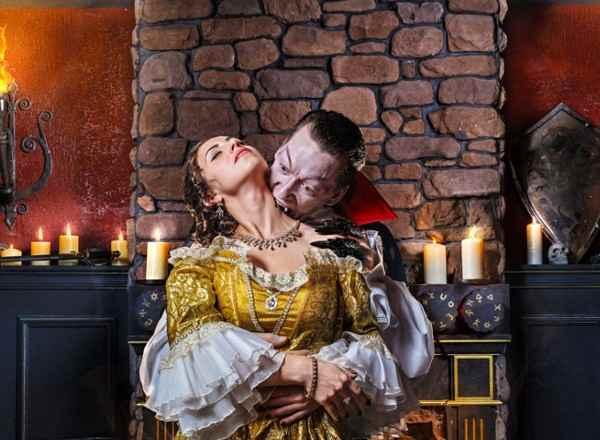 Квест Дракула. Нерассказанная история в Москве