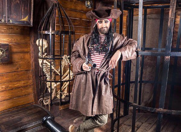 Квест Пиратское сокровище в Владивостоке