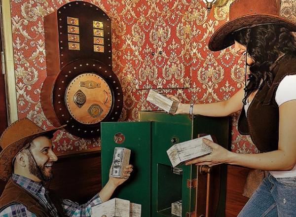 Квест Ковбойское приключение на Диком Западе в Москве