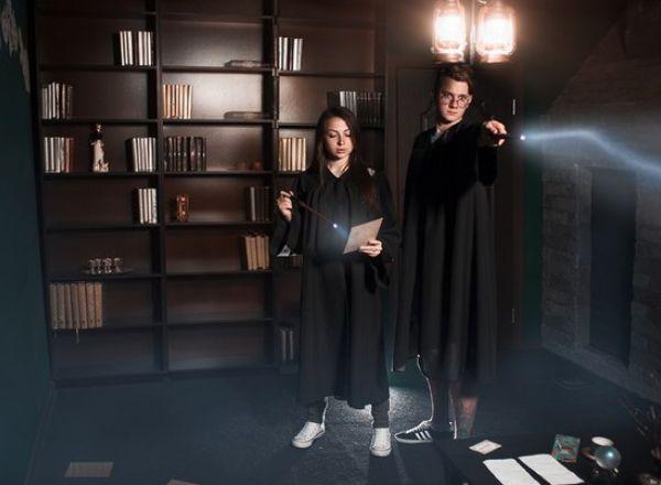Квест Гарри Поттер: Подземелье Слизерина в Москве