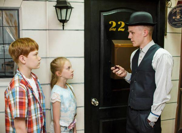 Квест Шерлок. Убийство на Бейкер стрит в Барнауле