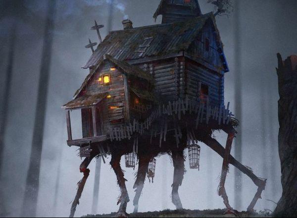 Квест Хижина черной Ведьмы в Барнауле