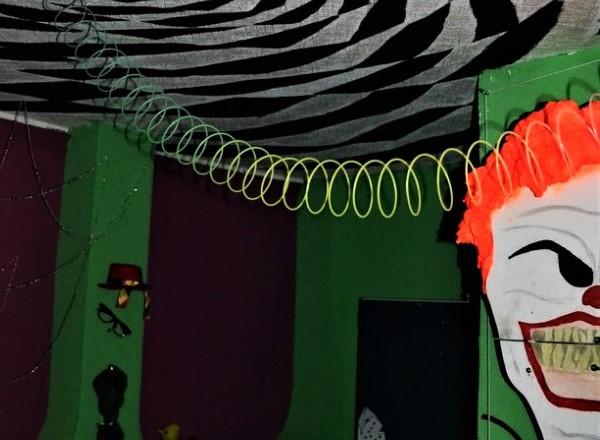 Перформанс Цирк - хохот смерти в Петрозаводске