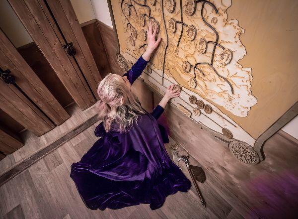 Квест Нора хоббита в Благовещенске