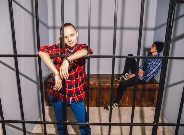 Квест Полицейский участок в Рязани