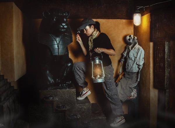 Квест Пропавшая экспедиция: амулет фараона в Рязани