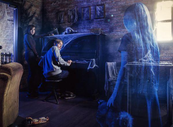 Квест Дом с привидениями в Москве