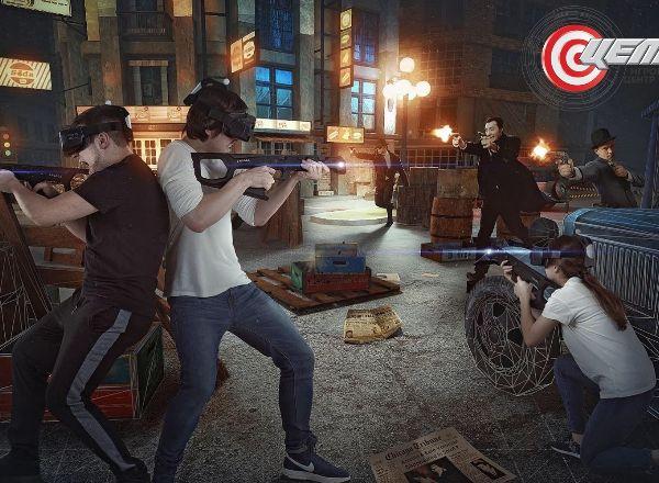 VR квест «Командная VR-игра Мафия» в Москве
