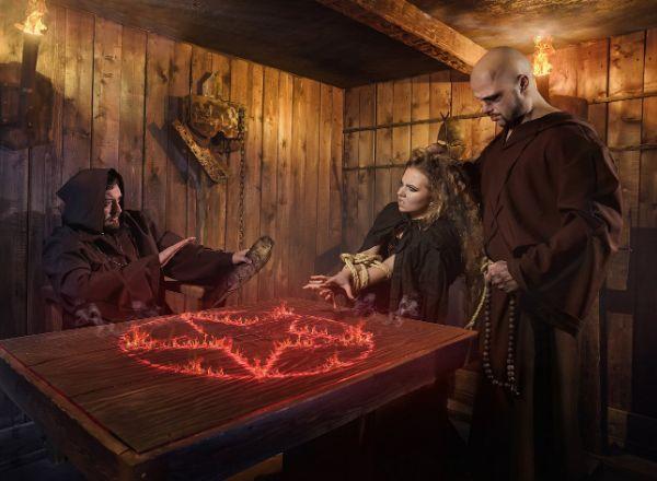 Квест Инквизиция в Москве