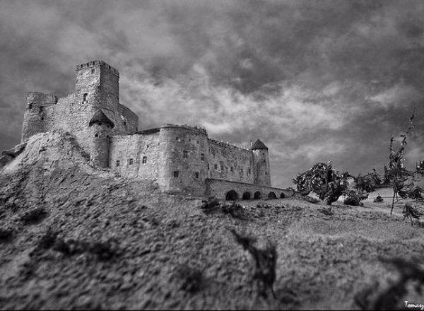 Квест Средневековый замок в Калуге