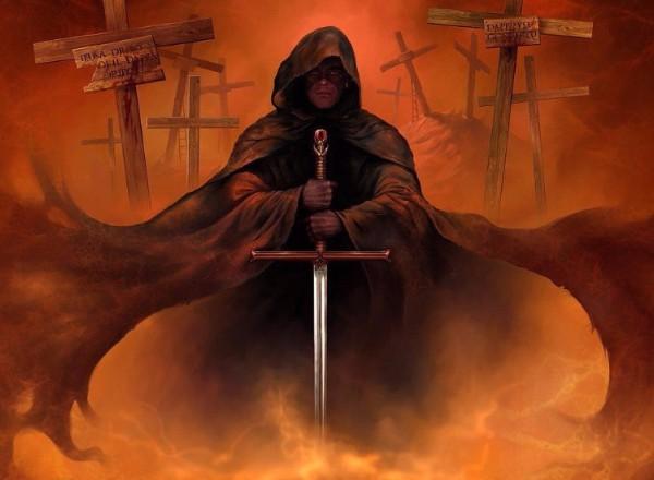 Перформанс Инквизиция в Томске