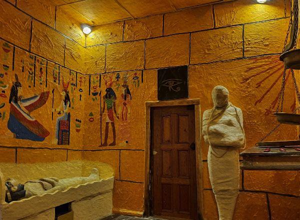 Квест Гробница Фараона в Сочи