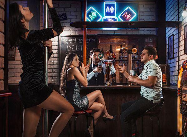 Квест Ограбление подпольного казино в Москве