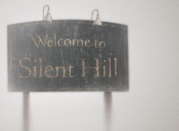 Перформанс Sillent Hill в Сочи