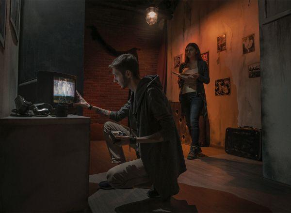 Квест Фотолаборатория призрака в Москве
